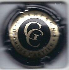Capsule de champagne Cartier Georges N°3