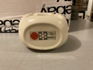 Vintage Olympic Ashtray Sapporo Tokyo 1972 Olympian Owned
