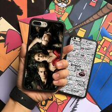 The Vampire Diaries Silicone Phone Case Cover For iPhone Samsung Galaxy