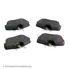 Disc Brake Pad Set Rear Beck//Arnley 085-1588