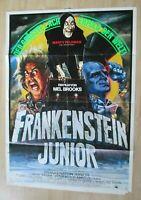 Filmplakat - Frankenstein Junior ( Marty Feldman , Gene Wilder , Mel Brooks )