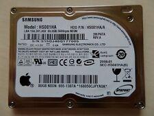 "Samsung HS081HA 80GB ZIF 3600rpm 1.8"" Festplatte HDD iPod Hard Disk Drive"