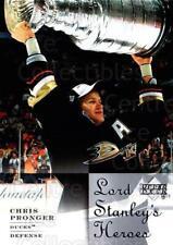 2007-08 Upper Deck Lord Stanleys Heroes #3 Chris Pronger