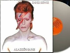 "DAVID BOWIE Aladdin Sane LP ""SILVER"" vinyl 45th anniv 2018 NEW & SEALED"