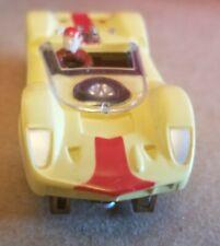 Aurora #1397 McLaren Elva Mark 2 1966/Yellow