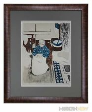 Edouard VUILLARD Limited Edition LITHOGRAPH ~ La Cuisiniere +Archival FRAMING