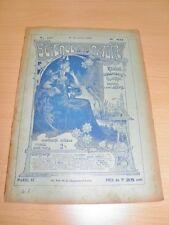 REVUE Science Arts Nature et La Vie Scientifique N°60 Déc 1902 FAUCON LEPRE