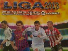 Versiones Top 7, 8, 10, 9, y 11  Mundicromo Liga BBVA 2012-2013 12-13