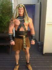 EGYPTIAN WARRIOR costume. gladiator, roman,