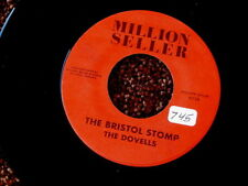 DOVELLS~BRISTOL STOMP~NEAR MINT~THE TYMES~SO MUCH IN LOVE~~ POP 45