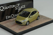 Película James Bond FORD KA QUANTUM OF SOLACE 1:43 IXO