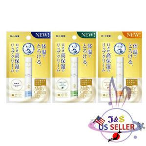 Rohto Mentholatum Melty Cream Lip Balm SPF 25 PA+++ 2.4g- US Seller