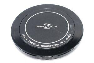 Zenza Bronica Lens Front Cap for Lens Front 72mm Screw-in [Exc+++] from JAPAN