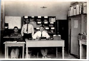 Liban, Beyrouth, le BCR, 1932 Vintage silver print  Tirage argentique  6x9