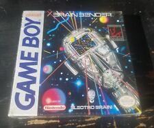 Brain Bender (Nintendo Game Boy) **Factory Sealed - 1991 **RARE