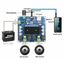 2CH 5.0 TDA7498 Digital Amplifier Board 2x 100W Stereo Audio Module TDA7498 100W