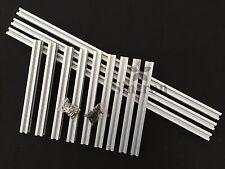 Kossel mini delta Stampante 3D 20mm x 20mm 4-slot Aluminum Extrusion Cover Kit