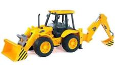 Machines de construction miniatures excavateurs JCB