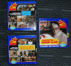 Super 8 Filme 3 x 240 m Angebot Nr 1