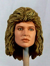 1:6 Custom Head of Linda Hamilton as Sarah Conner from the film Terminator