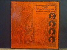 DAVIDSONS  Muscle Jerks  LP     Lovely copy !!