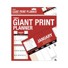 2020 Giant Print Month To View Bound Wall Planner Calendar
