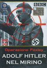 Operazione Foxley - Adolf Hitler nel Mirino (DVD) [ Nuovo ]