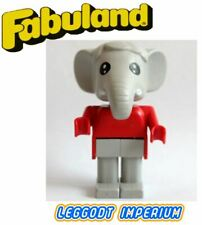 LEGO Fabuland Elephant - rare minifig fab5b FREE POST
