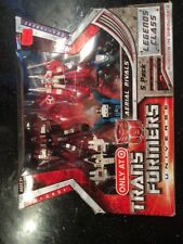 Transformers Universe Legends Target Exclusive Figure 5-Pack Aerial Rivals New