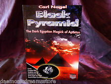 BLACK PYRAMID Carl Nagel Finbarr Occult Grimoire Magic Witchcraft Magick Wicca