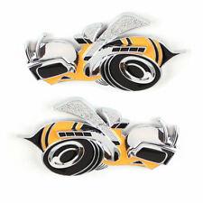 New 2X 392 6.4L Super Bee Fender Badge Replacement Emblem Trunk Badge Hood
