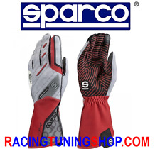 GUANTI KART SPARCO 2017 MOTION RED  TG 13 KARTING GLOVES HANDSCHUHE RED