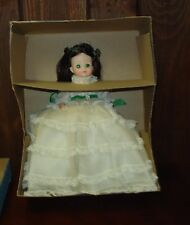 Madame Alexander doll Gone with the Wind original box and metal stand