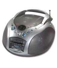 Roberts Radio CD9959 avaler Boombox-Argent