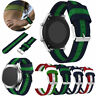 Genuine Nylon Wrist Band Watchband Strap For Samsung Gear S3 Classic / Frontier