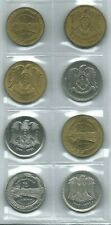 Middle East - Nice lot of 8 high grade modern coins. See photos