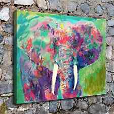 A1861-Abstract Elephant Poster HD Print on Canvas Home Decor Wall Art Picture