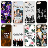Why Dont Do Not We WDW Hard Case For iPhone 11 Pro XS Max XR X 10 6s 7 8 plus SE