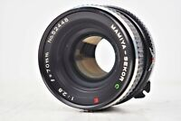 {NMint} MAMIYA Sekor C E 70mm f/2.8 Lens For M645 645 1000S From Japan 1020