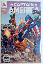 SDCC 2016 Marvel Exclusive Captain America #1 75th Anniversary Custom Edition