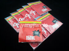 10 Sets of New 150XL Acoustic Guitar Strings 1st-6th Steel Strings Free Shipping