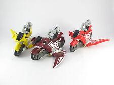 Power Rangers Ninja Storm Glider Cycle Motorcycle Lot Bandai Animus