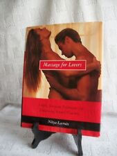 NEW Book Massage for Lovers Simple Sensuous Techniques for Enhancing Sexual Plea