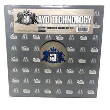 "50 CENT Feat. Justin Timberlake & Timbaland: Ayo Technology 12"" Vinyl 2007 PROMO"