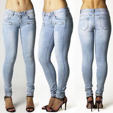 Slim, Skinny Coloured Jeans Size Petite L30 for Women
