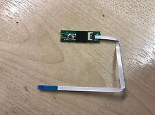 Fujitsu Amilo Mini UI3520 Power Button Board & Ribbon Cable. 50-71514-43