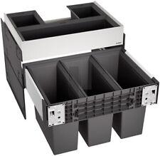 BLANCO SELECT II 60/3 Orga Einbau Abfallsammler 2x 15 l und 2 x 6 l Eimer 526209