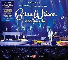Brian Wilson - Brian Wilson and Friends [CD+DVD]