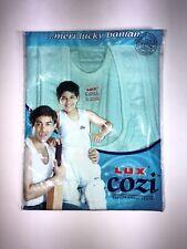 Lux Cozi Skin  Friendly Vest Teal 60 Cm Size Medium