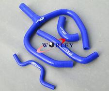 FOR KAWASAKI KXF250 KX250F KXF 250 09-15 10 2009 2010 2011 silicone Y hose BLUE